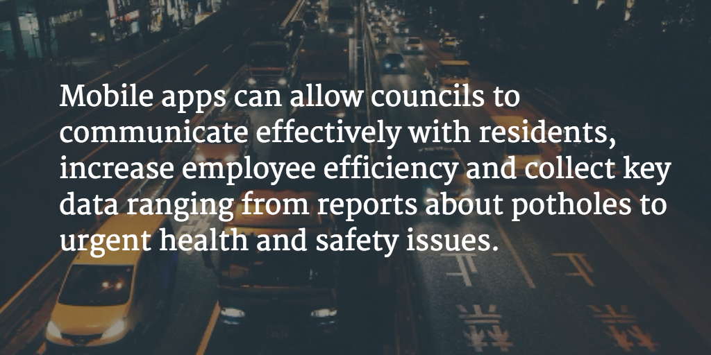 council apps