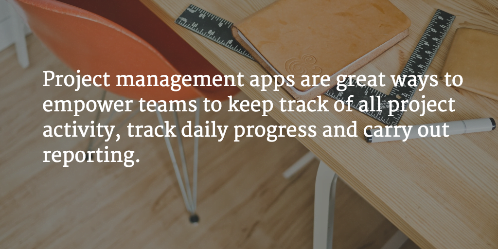 apps for project management