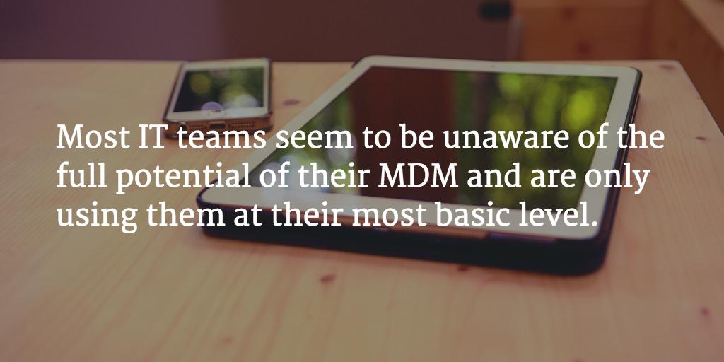 mdm tools