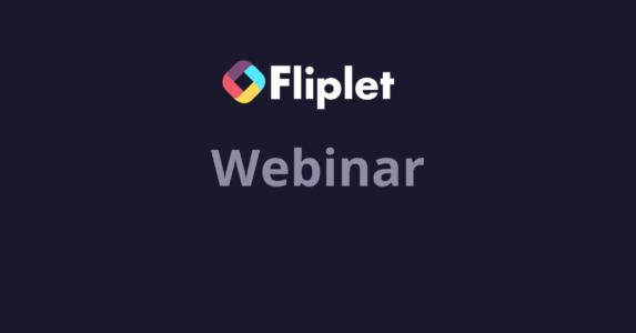 Fliplet webinar header image
