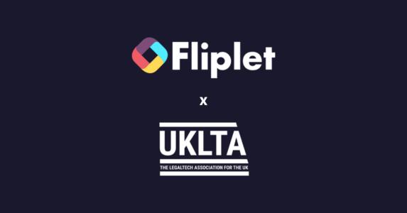 Fliplet joins the UK LegalTech Association (UKLTA)
