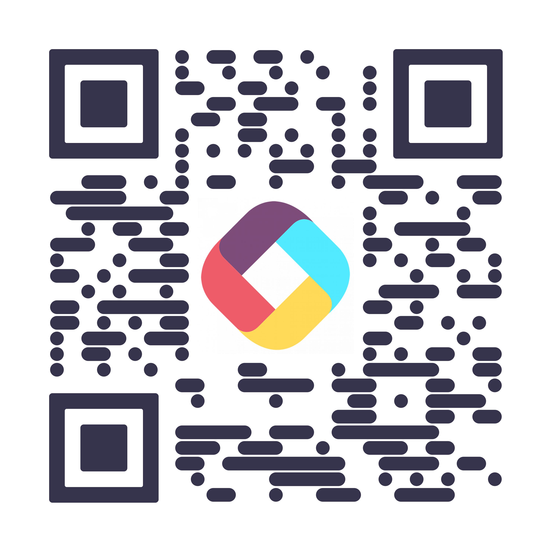 Download Fliplet Viewer QR Code